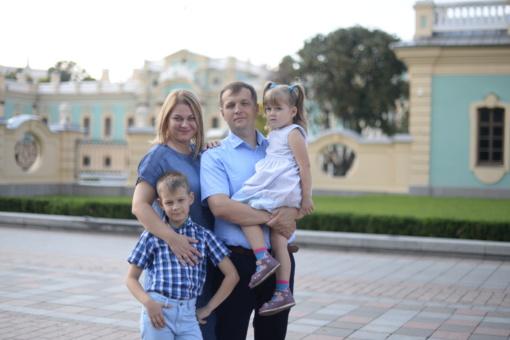 Lietuvės pareigūnės ir policininko iš Ukrainos meilei atstumas - ne kliūtis