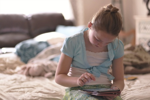 Ar šiuolaikinės technologijos gali padėti vaikams išsaugoti gerą regėjimą?