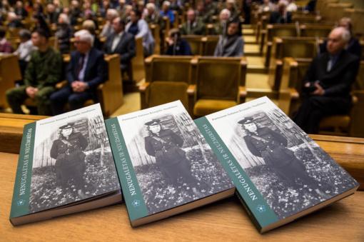 """V. Umbrasas: """"Geriausias paminklas Lietuvos laisvės kovotojams – mūsų visų susitelkimas ir bendras sąžiningas darbas Tėvynės labui"""""""