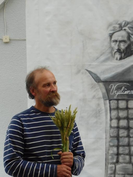 10-oji M.L. Rėzos kultūros ir meno premija paskirta skulptoriui ir pedagogui A. Danilevičiui