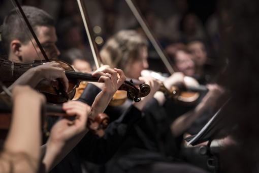 Lietuvos valstybinis simfoninis orkestras gruodį pakvies į šventinių koncertų savaitę