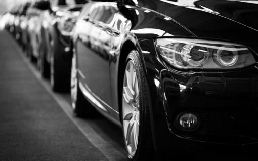 Subačiuje pavogtas prabangus automobilis