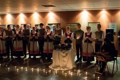 Pranašų žvakė sužibo Lieporių gimnazijoje