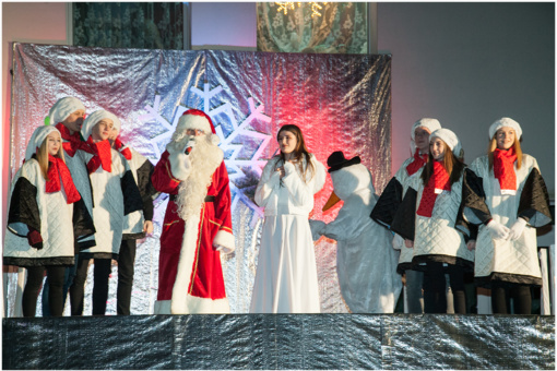 Kalėdos ateina į Jurbarką