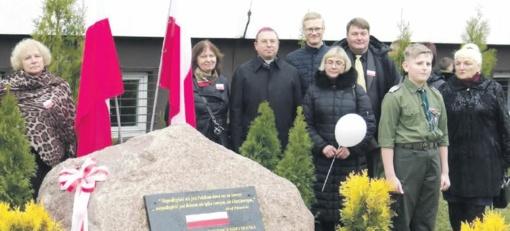 Lenkijos Nepriklausomybės 100-mečio šventėje – kaišiadoriečių delegacija