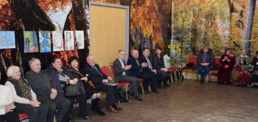 Krosnoje paminėta Tarptautinė neįgaliųjų žmonių diena