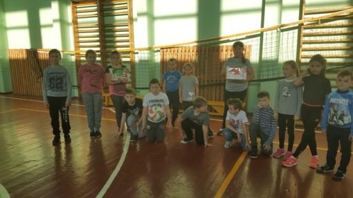 Natkiškių Zosės Petraitienės pagrindinėje mokykloje – aktyvių žaidimų popietė