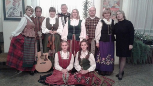 """Lendrūnas"" – kapelų festivalyje Grigiškėse"