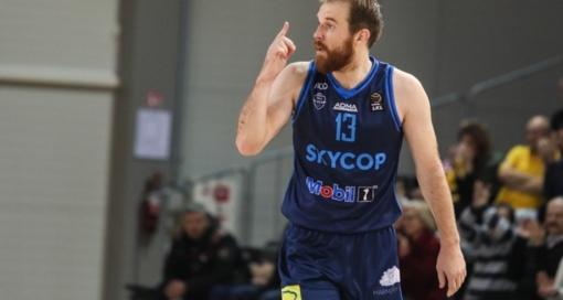"""""""Skycop"""" krepšininkai iškopė į Karaliaus Mindaugo taurės turnyro ketvirtfinalį"""