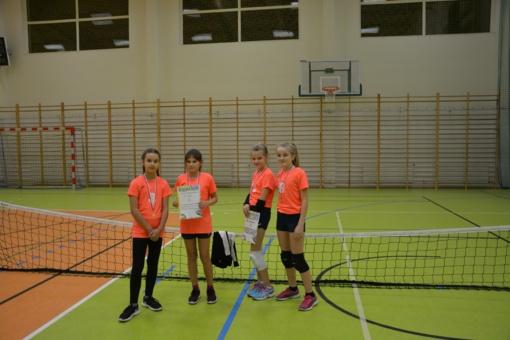 Druskininkų tinklininkės dalyvavo tarptautiniame turnyre