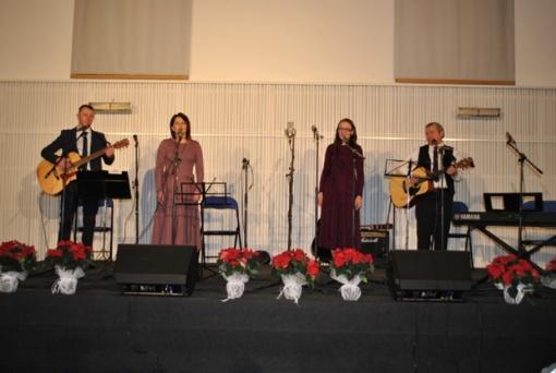 Romansų muzikos vakaras joniškiečiams