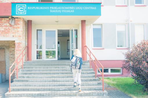 """Priklausomybės ligų gydymas Šiauliuose: """"Svarbiausi reorganizacijos tikslai – pasiekti"""""""