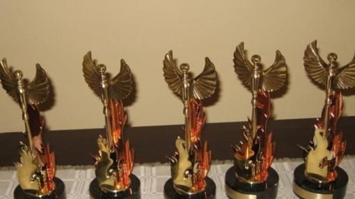 """Bus įteikti kultūros bendruomenės apdovanojimai """"Auksinis feniksas"""""""