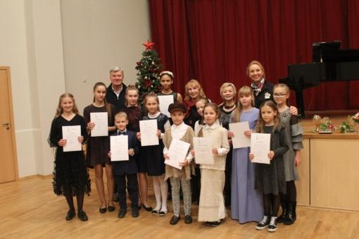 Justinos Gringytės labdaros ir paramos fondo stipendiją laimėjo jaunasis akordeonistas