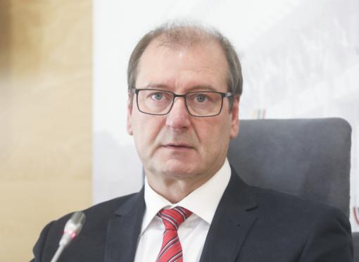 Darbo partija kandidatu į Vilniaus merus kelia V. Uspaskichą