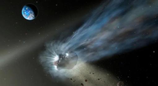 Kitą savaitę prie Žemės priartės plika akimi matoma kometa