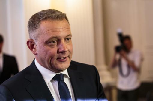 Eligijus Masiulis dalyvaus Klaipėdos mero rinkimuose
