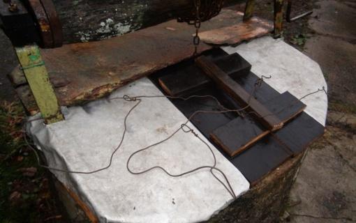 Skuodo rajone nustatytas kilpas statęs pažeidėjas