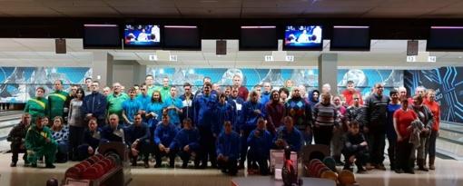Respublikinis neįgaliųjų boulingo turnyras