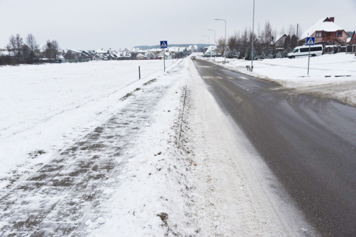 Kelių priežiūros žiemą tvarka