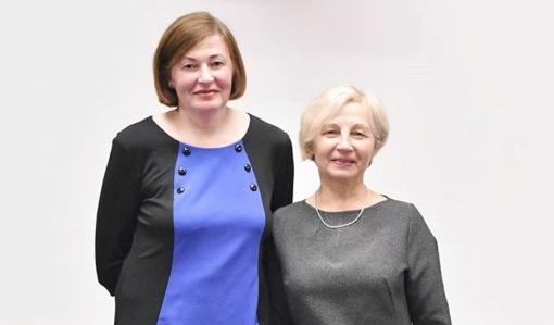 Metų savanorė – Rima Vidžiūnienė