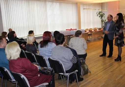 Priklausomybių mažinimo Kalvarijos savivaldybėje programos pristatymas