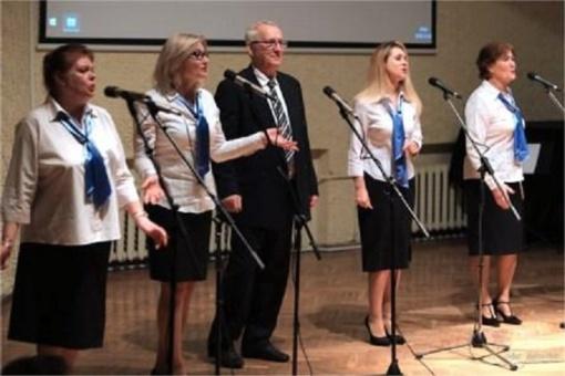Šiaulių krašto žydų bendruomenės atkūrimo 30-mečiui skirtas vakaras
