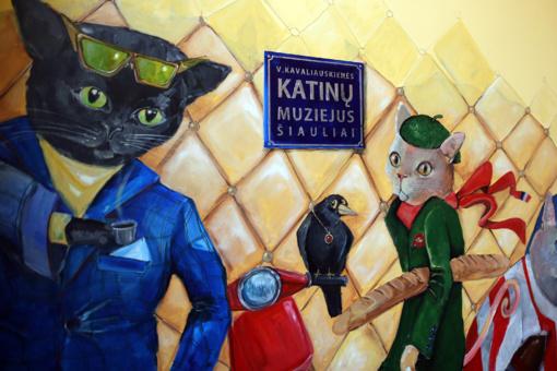 Vienintelis Baltijos šalyse Katinų muziejus pasitinka lankytojus po renovacijos