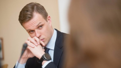 """""""MG Baltic"""" bylos posėdyje tarp liudytojų - G. Landsbergis"""