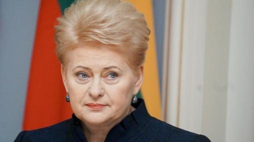 Prezidentė: Lietuvos žemdirbių reikalavimai yra pagrįsti