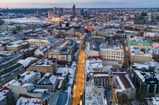 Naujajam biurui Europoje Moody's renkasi Vilnių