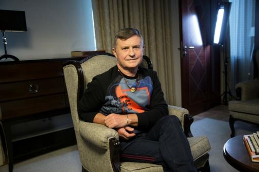 Tapti milijonieriumi Antaną Bosą įkvėpė gyvenimas vaikų namuose