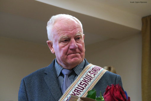 Įteikta 17-oji Šiaulių rajono metų kraštotyrininko premija