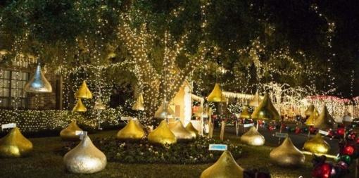 Skelbiamas Kalėdinis konkursas papuošti aplinkai