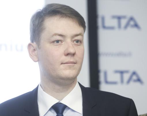 """Visuomeninis judėjimas """"Junkis"""" kandidatu į sostinės merus kelia A. Stasiukyną"""