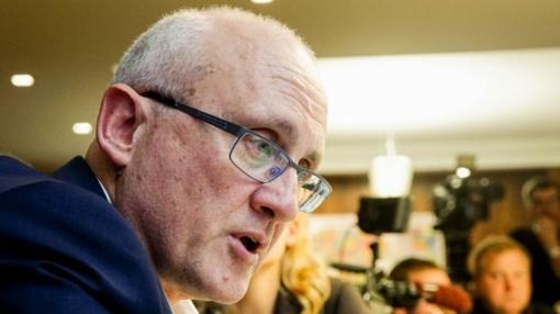 Konservatoriai S.Jakeliūną apskundė Seimo Etikos ir procedūrų komisijai
