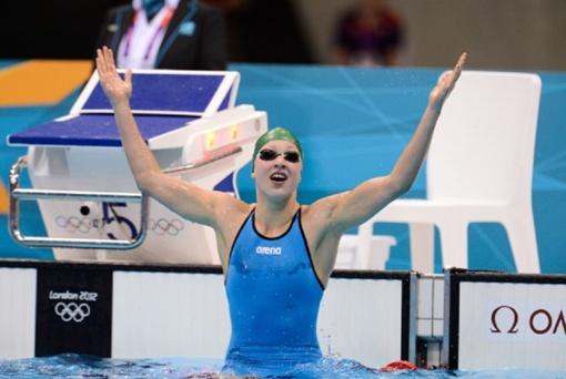 Plaukikė R. Meilutytė laimėjo pasaulio čempionato atranką, D. Margevičius pagerino Lietuvos rekordą