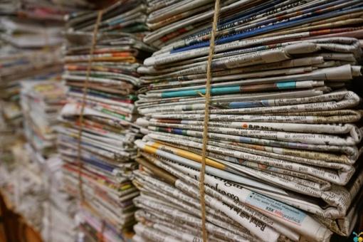 Seimas dar sumažino PVM periodiniams leidiniams