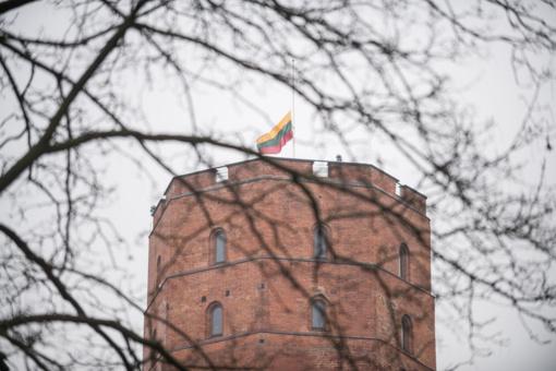 2018 metų Gedimino pilies bokšto Lietuvos valstybinė vėliava iškeliaus į Joniškio rajoną