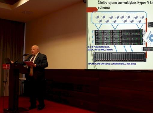 Tarptautinė savivaldybių informatikos skyrių vadovų ir specialistų konferencija