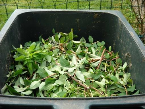 Dalinami kompostavimo konteineriai