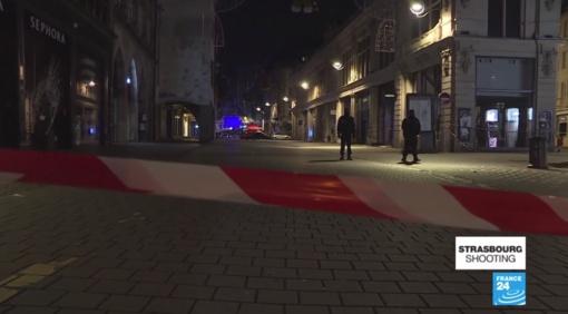 Kruvinų įvykių epicentre Strasbūre buvusi ELTA žurnalistė: pasigirdo šūviai, šokiai baigėsi