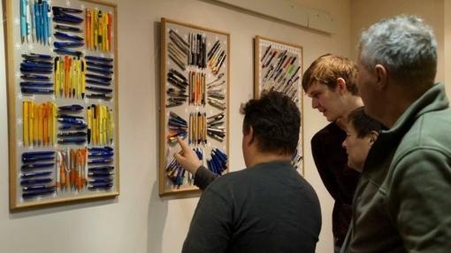 Parodų įvairovė VVB meno galerijoje kviečia