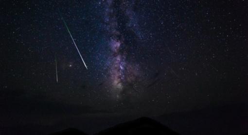 Nepraleiskite: artėja Geminidų meteorų lietaus pikas