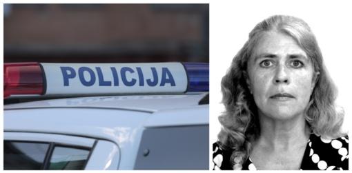 Plungės policija ieško dingusios moters
