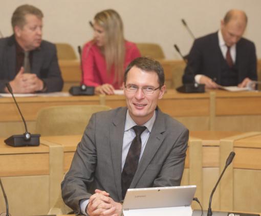 E. Jankevičius: politinių partijų ir kampanijų finansavimo tvarkoje yra daug spragų