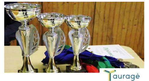 Rajono sportininkams – piniginės premijos už aukštą meistriškumą