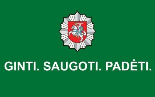 Padėka Ignalinos rajono policijos komisariato pareigūnams