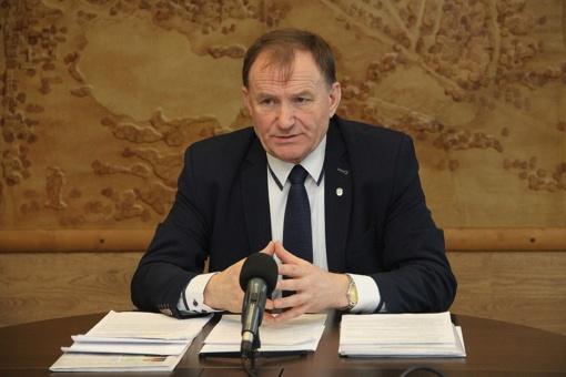 Taryba atleido administracijos direktorių A. Bartulį