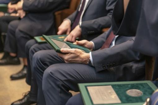 """""""Lietuvos metų gaminius"""" sukūrė ir panevėžiečiai"""